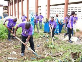 la-fondation-sylvia-bongo-ondimba-pour-la-famille-réhabilite-une-école-publique-à-libreville