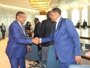 le-comité-de-l'union-monétaire-d'afrique-centrale-en-conclave-à-yaoundé
