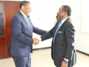le-projet-d'interconnexion-électrique-entre-la-guinée-équatoriale-et-le-gabon-en-discussion
