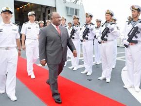 la-28ème-flotte-d'escorte-de-la-marine-chinoise-accoste-à-libreville