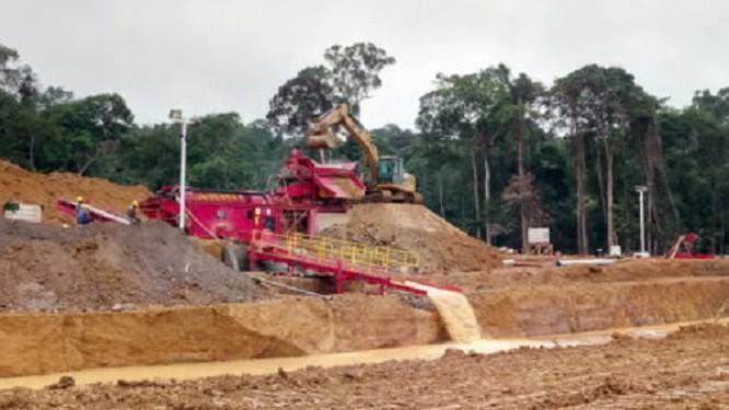 alpha-centauri-mining-lance-une-nouvelle-chaîne-de-production-d'or-au-gabon