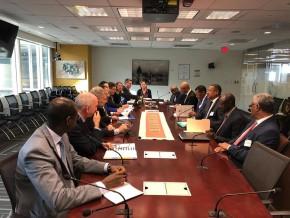 la-cemac-discute-des-projets-intégrateurs-avec-la-banque-mondiale