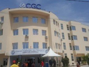 le-conseil-gabonais-des-chargeurs-inaugure-son-nouveau-siège-social
