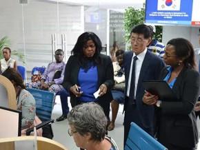 les-sud-coréens-intéressés-par-la-pêche-et-le-tourisme-au-gabon