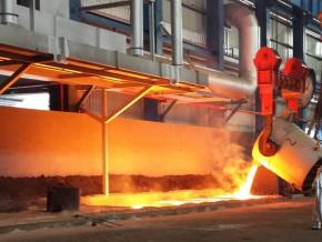 la-production-du-complexe-métallurgique-de-moanda-en-hausse