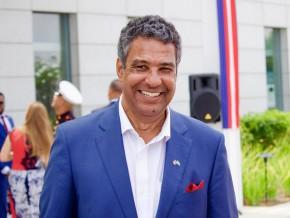 joël-danies-l'ambassadeur-des-etats-unis-au-gabon-recherche-des-opportunités-d'affaires-pour-les-industriels-américains