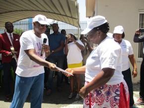 journée-nationale-de-la-femme-le-ministère-du-budget-honore-sa-gente-féminine