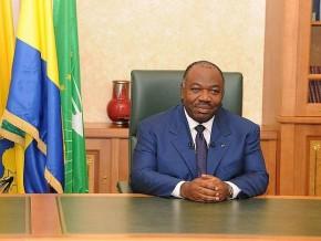 ali-bongo-ondimba-se-pose-en-défenseur-des-idéaux-de-paix-de-sécurité-et-d'unité-nationale