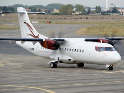 la-compagnie-aerienne-gabonaise-afrijet-business-service-obtient-la-certification-iosa
