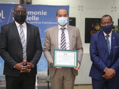 l-aeroport-de-libreville-renouvelle-sa-certification-oaci-une-exception-en-afrique-centrale
