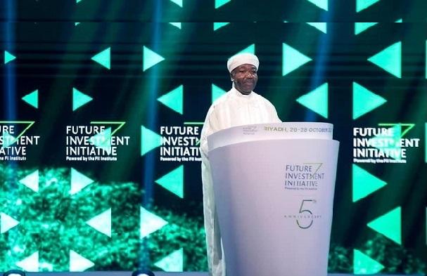 forum-de-riyad-ali-bongo-invite-a-investir-dans-le-secteur-de-l-economie-verte