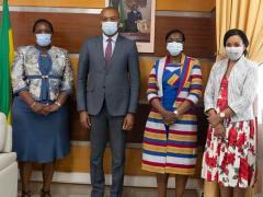 cinq-villes-gabonaises-beneficiaires-du-projet-covid-vih-soutenu-par-africa-cdc