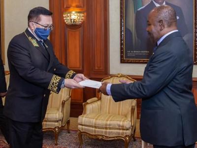 diplomatie-trois-nouveaux-ambassadeurs-accredites-au-gabon